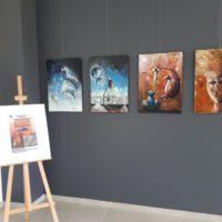 """Malarskie """"Imaginacje"""" – wystawa w Goplanie"""