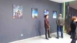 Wernisaż wystawy Bartłomieja Baranowskiego